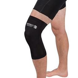 Copper Compression Recovery Knee Sleeve - GUARANTEED Highest