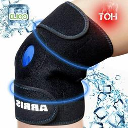 ARRIS Reusable Ice Pack for Knee Pain Hot Cold Therapy Knee