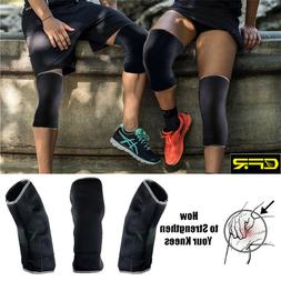 S-3XL Neoprene Patella Knee Brace Support Sport Basketball C