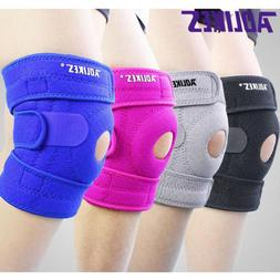 Sport Gym Hinged Meniscus Recovery Protect Knee Support Brac