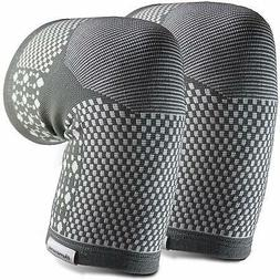 Sports Knee Support Sleeves  for Joint Pain and Arthritis Re
