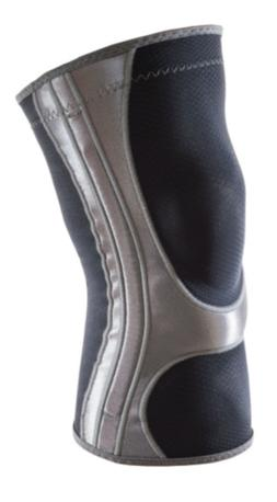 Mueller Sports Medicine Hg80 Knee Support, Black, X-Small -
