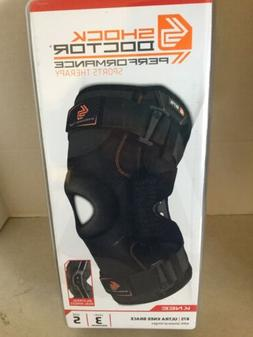Shock Doctor Performance Sports Therapy-Ultra Knee Support w