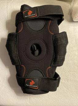 Shock Doctor Ultra Knee Brace 875 Maximum Support With Hinge