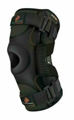 Shock Doctor Ultra Knee Brace Hinged with Bilateral Hinges 3