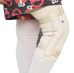 WC - Knee Compression Sleeve Wrap with Hinge Support for Joi