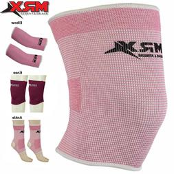 Women Sports Compression Support Fitness Gym Knee Elbow Ankl