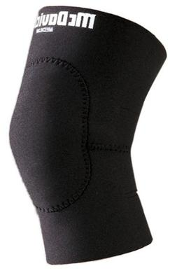 McDavid Wrestlers Knee Pad Black Large - McDavid 410R-BS-L