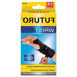 FUTURO 48400EN Energizing Wrist Support, S/M, Fits Right Wri
