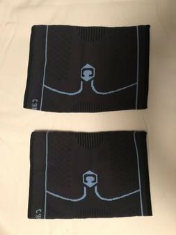 Cambivo  X LARGE 2 Knee Brace Compression Sleeve Support for